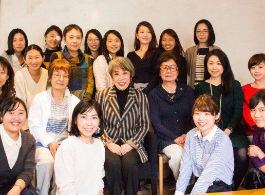 松井久子 氏 講演会のようす