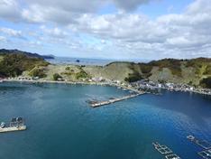 宇和島市遊子魚泊地区