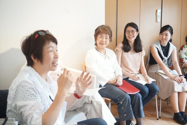 染谷ゆみさん講演会