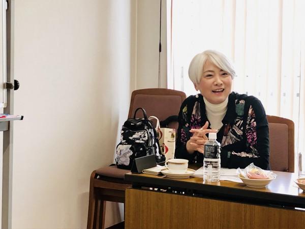 永田潤子 氏 講演会