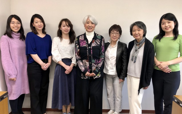 【第13回】永田 潤子 氏 講演会|女性100名山オフ会レポート