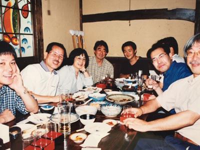 われわれの神奈川を考える会のメンバー